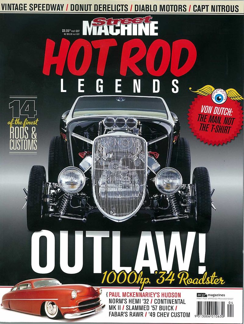 Hot Rod Legends